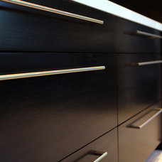 Contemporary Kitchen Cabinets by Laguna Bamboo