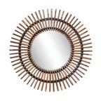 Bassett Mirror - Bassett Mirror Taipan Wall Mirror M2752EC - Bassett Mirror Taipan Wall Mirror M2752EC