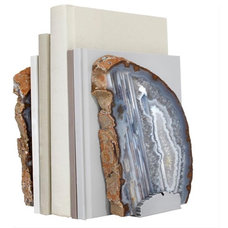 Modern Bookends by Vivre