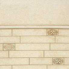 Tile by Saint-Gaudens Tile