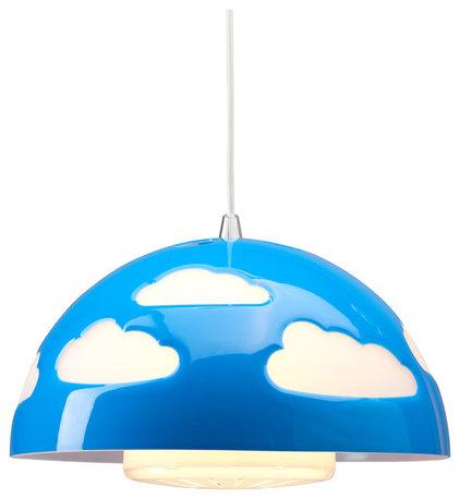 Eclectic Pendant Lighting by IKEA