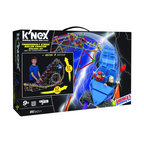 Knex - Knex Thrill Rides Thunderbolt Strike Roller Coaster Building Set Multicolor - 51 - Shop for Building Sets from Hayneedle.com! Build a shocking coaster classic with this K'nex Thrill Rides Thunderbolt Strike Roller Coaster Building Set! It's a motorized storm with over 850 pieces including rods connectors and original tube style track. Each truck features pull-back motors. This set is packaged in an iconic suitcase and is recommended for ages nine and older.About KNEXK'NEX builds worlds kids love! In 1990 K'NEX founder Joel Glickman came up with the idea for a rod and connector building system now known as K'NEX. In 1992 his dreams became reality and a company was born. K'NEX added wheels pulleys and gears so kids could build vehicles roller coasters and more. Easy-to-follow color-coded instructions make it easy for every builder to bring their model to life. The K'NEX family of brands has expanded to include K'NEX building sets K'NEX Thrill Rides K'NEX Education: America's STEM building solution Lincoln Logs Tinkertoy NASCAR Angry Birds Mario Kart Wii Mario Kart 7 Super Mario PacMan and more.