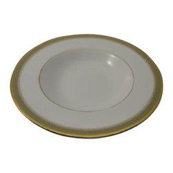 Royal Doulton - Royal Doulton Clarendon  Rim Soup Bowl - Royal Doulton Clarendon  Rim Soup Bowl
