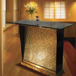 Indoor Custom Water Features - Interior Custom Built Water Features designed by Water Feature Supply