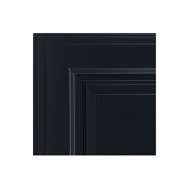 Maple Paint Finishes from Wellborn Cabinet - Bleu