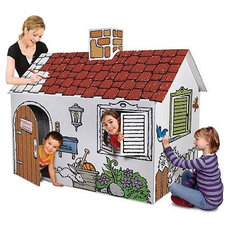 Traditional Outdoor Playhouses by Kohl's