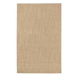 Soft Wool Sisal Like Gold Spa Area Rug - We can't love this new addition to our rug collection enough.  These SOFT wool rugs that have the serene beautiful look of sisal rug!  I love sisal rugs.  However, I get frustrated that my sisal and jute rugs are easily stained and are not as nice on the feet.  The Spa Rug comes in 100% flat woven Wool and is much softer on the feet and easier to clean up!  Wool rugs tend to last longer because they are can be cleaned with rug cleaners and restored.  Charlotte and Ivy loved the fabulous colors of these rugs.