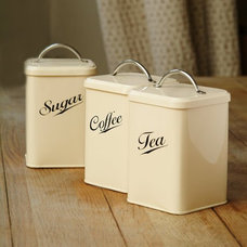 Traditional Food Containers And Storage by Garden Trading