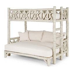 La Lune Collection - Rustic Bunk Bed #4254 by La Lune Collection - Rustic Bunk Bed #4254 by La Lune Collection