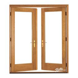 Pella® Architect Series® hinged patio door - Features