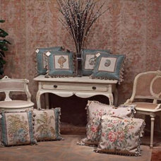 Traditional Living Room Chairs by Coach Barn
