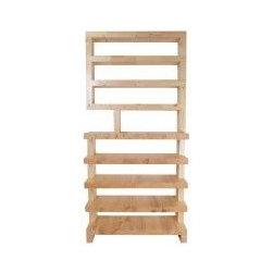 Timber Brick Online Store - Wood brick storage:
