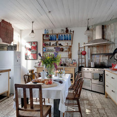Eclectic Kitchen by Bruce Hemming Photography