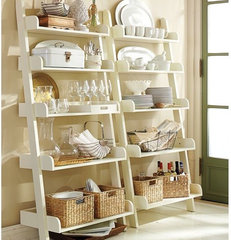 modern bookcases cabinets and computer armoires by Pottery Barn