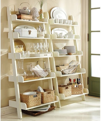 Traditional Bookcases by Pottery Barn