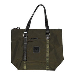 Bric's - Bric's X-Bag Sportina Elite - Whether you're traveling for a day, a weekend, or longer, these lightweight eye-catching travel bags are ready to get you there in style. Made of polyamide nylon. Leather trim. Select color when ordering. Carry-on trolley and rolling duffel have tel...