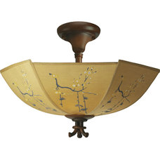 Asian Ceiling Lighting by northcoastlighting.com