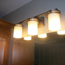 Contemporary Bathroom Lighting And Vanity Lighting by Cabinet-S-Top