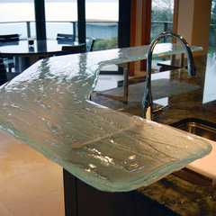 contemporary  by Glassworks, Inc.