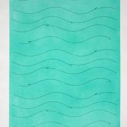Charles Ross, Venus 1951-1976, Aquatint Etching, titled, - Artist:  Charles Ross, American (1937 - )
