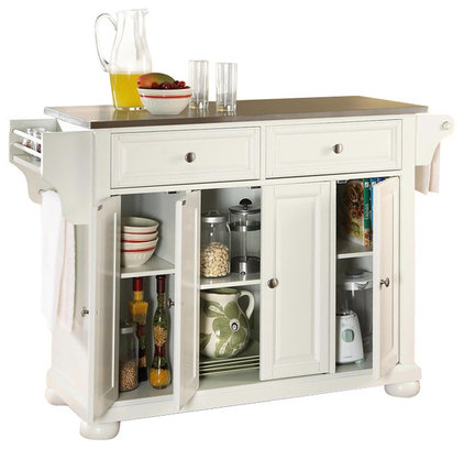 Transitional Kitchen Islands And Kitchen Carts by Cymax