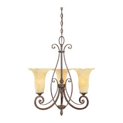 Designers Fountain - Designers Fountain Melia Traditional Chandelier X-MW-38908 - Opposing contours of intricate scrolls and beautifully sculptured glass blend effortlessly creating art and function.