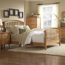 Urban Homemaker California King Slat Bed