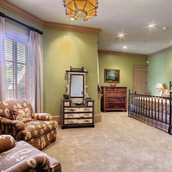 Timpson Creek Gallery - Lake Burton - Refurnished home after April 2011 tornado damaged it. Provided interior paint, upholstery, window treatments, beds, dressers, mantles, tables, rugs, wood blinds, lighting. Professional photographs by Kurtis Miller, Clayton GA