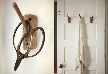 eclectic hooks and hangers by Live Wire Farm