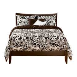 Efflorescence Duvet Set, Twin