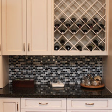 Transitional Kitchen by Cabinets & Designs