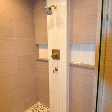Contemporary Bathroom by Scott Payne Architect