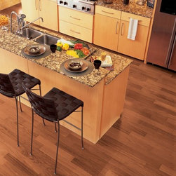 Armstrong Global Exotics Brazilian Cherry - Brazilian Cherry Natural - For a dynamic flooring design, exotic hardwood floors offer the perfect balance between beauty and uniqueness. Durable and exciting, exotic hardwood flooring is perfect for the any space.