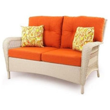 contemporary outdoor sofas by Home Depot
