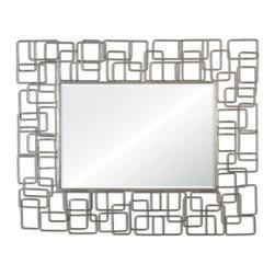 High Gloss Silver Leaf Mirror - High Gloss Silver Leaf Mirror