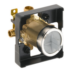 Delta MultiChoice(R) Universal Tub and Shower Valve Body - R10000-MFWS - Timeless design for today's homes