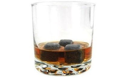 contemporary barware Teraforma Whiskey Stones