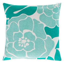 """Surya - Surya FB-008 20"""" x 20"""" Poly Fiber Pillow Kit -"""