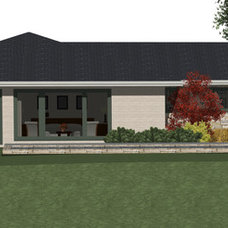 Contemporary Rendering by Jacobs Architects