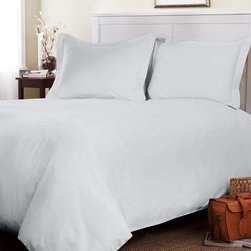 "Egyptian Cotton Sheet Set With Extra 26"" Deep Pocket 600 TC Solid (Cal-King, Whi - Set include 1 Fitted sheet(72 x 84 inches), 1 Flat sheet(110 x 102 inches�) and 2 king-size pillowcases(20x 40 inches�) only."