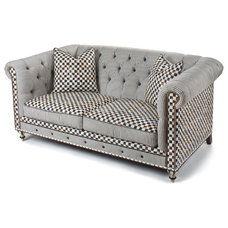 Eclectic Sofas by MacKenzie-Childs