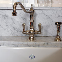 traditional kitchen faucets by HomeTech Renovations, Inc.