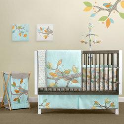 Bananafish - MiGi Little Tree Crib Bedding Set - MiGi Little Tree Crib Bedding Set