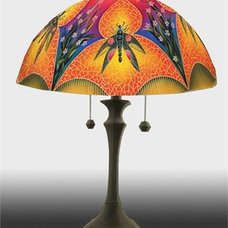 Eclectic Table Lamps by Artisan Crafted Home