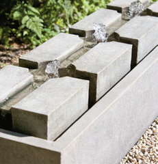 contemporary outdoor fountains Contemporary Outdoor Fountains