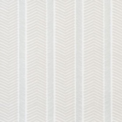 Serena & Lily - Herringbone Wallpaper Fog - We love a classic herringbone. With looser lines in fabulous color pairings, it's a look we find downright irresistible. To ensure each palette printed perfectly, we worked closely with one of the country's most historic wallcovering manufacturers. Fog grey and aqua on a white ground.