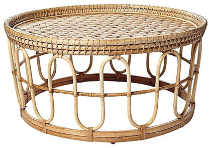 Tropical Outdoor Tables by Serena & Lily
