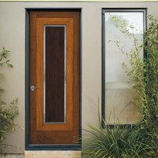 Modern Front Doors by US Door & More Inc