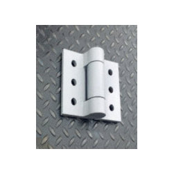 "5"" x 6 1/2"" Security Door Hinge - Suitable for maximum door weight of 1,000 LBS and maximum radial load of 400 LBS"