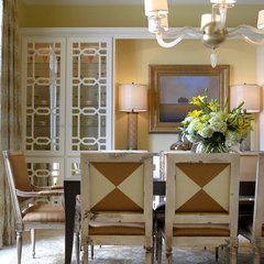 traditional  by Tobi Fairley Interior Design